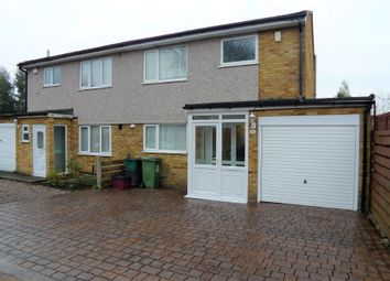 Thumbnail 4 bed semi-detached house to rent in Hollies Avenue, Sidcup