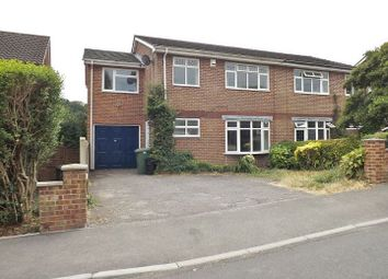 Thumbnail 5 bed property to rent in Victory Avenue, Horndean