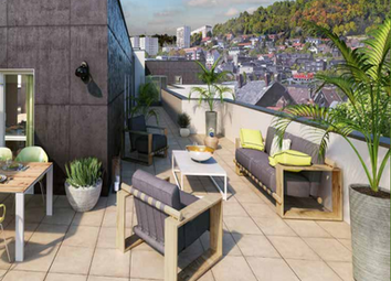 Thumbnail 3 bed apartment for sale in Rouen, Seine-Maritime, France