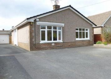 Thumbnail 2 bed detached bungalow for sale in Cardigan Road, Haverfordwest, Pembrokeshire