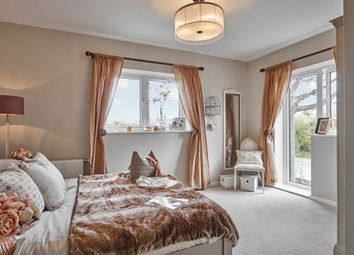 Thumbnail 3 bed terraced house for sale in The Thurlow, Plot 83, Off Commonside Road, Harlow