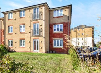 Thumbnail 1 bed flat for sale in Twickenham Close, Swindon, Wiltshire