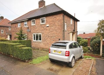 Thumbnail 2 bed semi-detached house for sale in Seaton Crescent, Sheffield