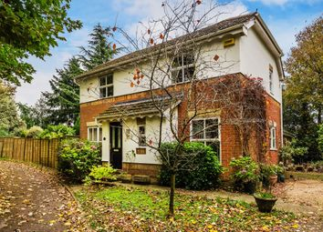Thumbnail 3 bedroom detached house for sale in Badger Close, Four Marks, Hampshire