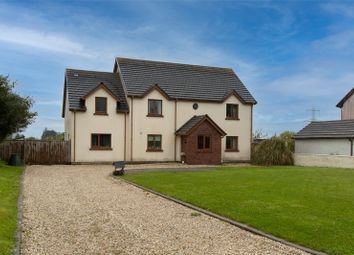 Thumbnail 4 bed detached house for sale in Y Hafod, Ludchurch, Narberth, Pembrokeshire