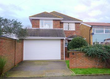 Thumbnail 4 bed detached house for sale in Village Drive, Canvey Island