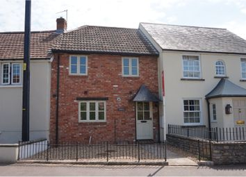 Thumbnail 3 bed terraced house for sale in The Pavement North Curry, Taunton