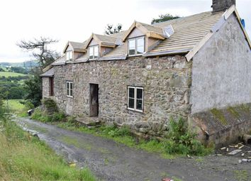 Thumbnail Farmhouse for sale in Ty Canol, Tafolwern, Llanbrynmair, Powys
