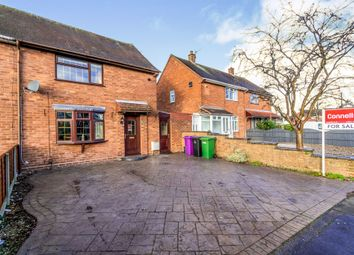 Thumbnail 2 bed semi-detached house for sale in Rogers Close, Ashmore Park Wednesfield, Wolverhampton