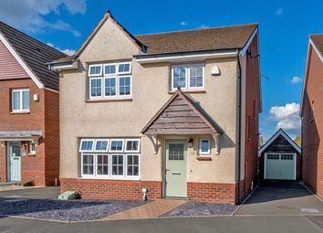 Elliot Drive, Churchbridge, Cannock WS11. 4 bed detached house for sale
