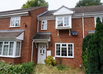 Thumbnail 3 bed terraced house for sale in Judith Gardens, Bedford