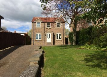 Thumbnail 2 bed detached house for sale in Back Lane, Easingwold, York