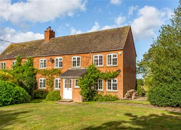 Thumbnail 4 bed semi-detached house for sale in Potland Cottages, Toot Baldon, Oxford