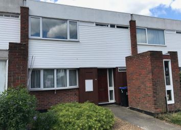 Thumbnail 3 bed terraced house to rent in Brantwood Gardens, West Byfleet, Surrey