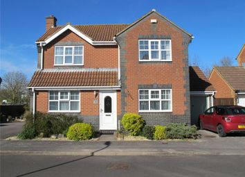 Thumbnail 3 bed detached house for sale in Fieldhouse Drive, Lee-On-The-Solent, Hampshire