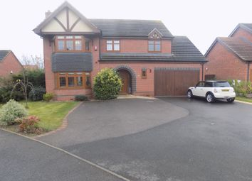 Thumbnail 5 bed detached house for sale in Laurel Grove, Retford