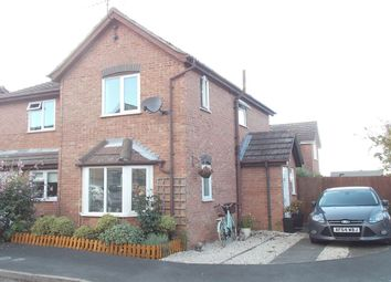 Thumbnail 2 bed semi-detached house for sale in Tharp Way, Chippenham, Ely