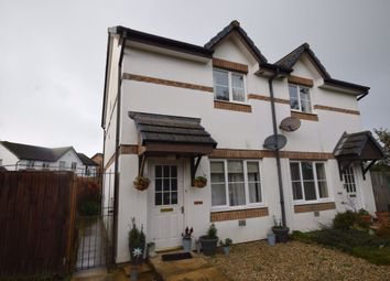 Thumbnail 2 bed property to rent in Dane Court, Bideford, Devon