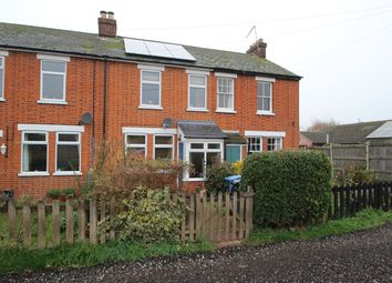 Thumbnail 2 bed terraced house for sale in Five Acres, Holbrook, Ipswich