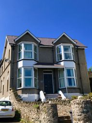 Thumbnail 2 bedroom flat to rent in Hill Street, Menai Bridge