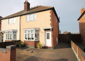Thumbnail 3 bed semi-detached house for sale in Marton Road, Newark, Nottinghamshire.