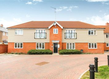 Thumbnail 2 bed flat for sale in Diment Crescent, Romsey, Hampshire