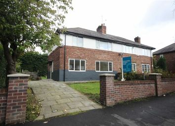 Thumbnail 3 bed semi-detached house to rent in Mulgrave Road, Worsley, Manchester