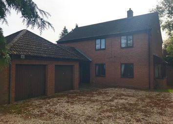 Thumbnail 4 bed detached house to rent in Radley Road, Abingdon