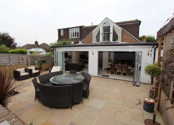 Thumbnail 5 bed detached bungalow for sale in Hillside, Banstead