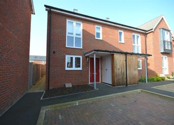 Thumbnail 2 bed end terrace house for sale in Greensleeves Drive, Aylesbury