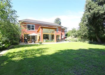 Thumbnail 5 Bed Detached House To Rent In Currie Hill Close Wimbledon
