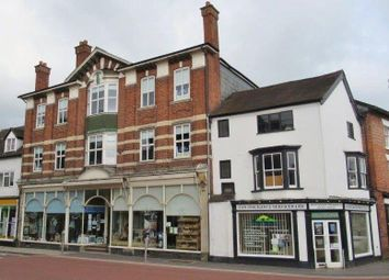 Thumbnail 1 bedroom flat to rent in Jesmond House, Flat 1, 2 Market Street, Tenbury Wells, Worcestershire