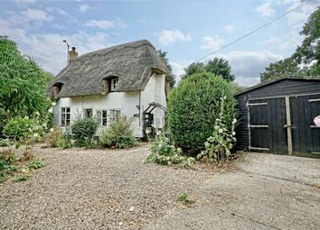 Thumbnail 3 bed cottage for sale in High Street, Roxton, Bedford