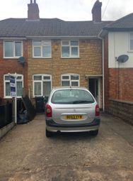 Thumbnail 3 bed terraced house to rent in Kilburn Road, Birmingham