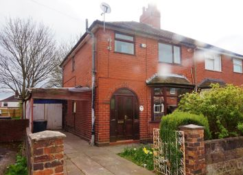Thumbnail 3 bed semi-detached house for sale in Harper Avenue, Newcastle
