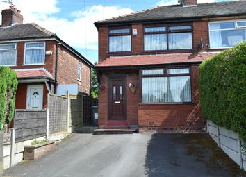 Thumbnail 2 bed town house for sale in Moray Road, Chadderton, Oldham