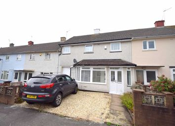 Thumbnail 3 bed terraced house for sale in Chakeshill Drive, Brentry, Bristol