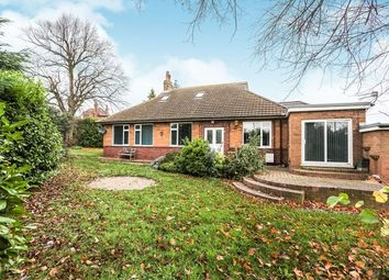 4 bed bungalow for sale in Lidgett Lane, Dinnington, Sheffield S25