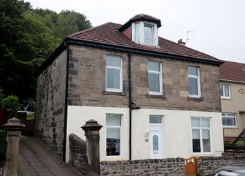 Thumbnail 4 bed block of flats for sale in Parkfoot Street, Kilsyth, Glasgow