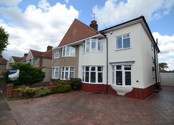 Thumbnail 4 bed semi-detached house for sale in Abbeyhill Road, Sidcup