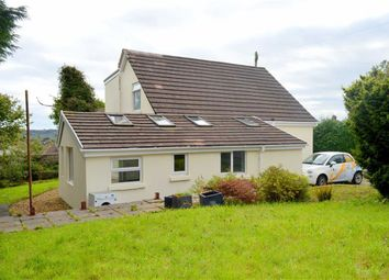 Thumbnail 4 bed detached house for sale in Pentre Benadl, Killay, Swansea