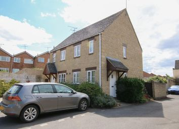 Thumbnail 2 bed semi-detached house for sale in Nichol Court, Faringdon