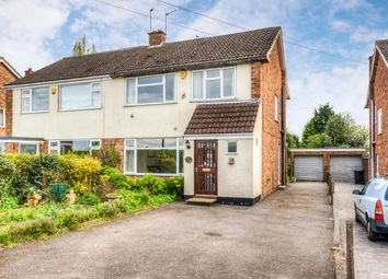 Thumbnail 3 bed semi-detached house for sale in Kenilworth Road, Cubbington, Leamington Spa, Warwickshire