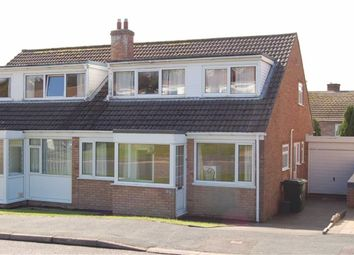 Thumbnail 5 bed semi-detached house for sale in Rhoshendre, Aberystwyth, Ceredigion