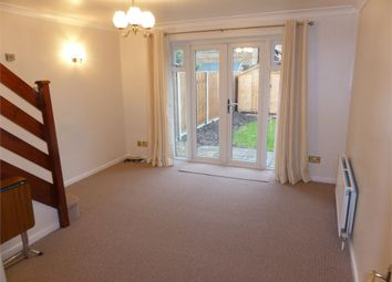 Thumbnail 1 bed terraced house to rent in Squires Walk, Ashford, Middlesex