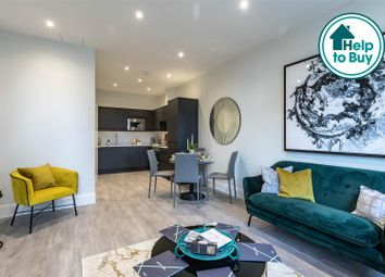 2 bed flat for sale in Belmont Road, Uxbridge UB8