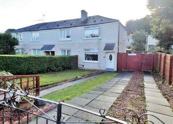 Thumbnail 2 bed end terrace house for sale in Eckford Street, Shettleston, Glasgow