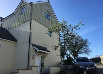 Thumbnail 2 bed flat for sale in St. Nazaire Close, Falmouth