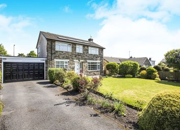 4 bed detached house for sale in Moor Royd, Halifax HX3