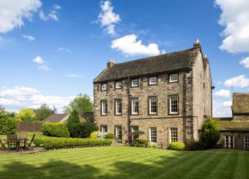 Thumbnail 7 bed country house for sale in The Hall, High Hoyland, Barnsley